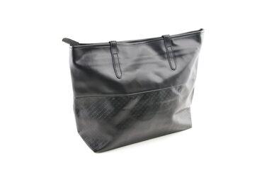 Вместительная сумка-шоппер через плечо из экокожи