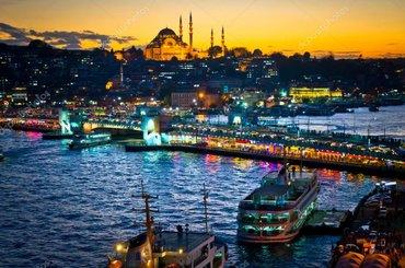 Bakı şəhərində Istanbul Turu 300 Usd5gece/6gun Qiymete daxildir: Aviabilet,