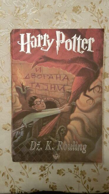 Harry potter knjiga je ocuvana bez ostecenja