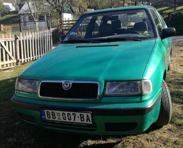 Polovni automobili - Bajina Basta: Skoda Felicia 1.3 l. 1998 | 223000 km