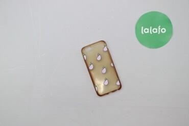 Электроника - Украина: Чохол для мобільного телефона з принтом баклажанів   Висота: 14 см Шир