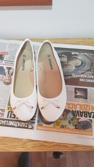 Ženska obuća | Majdanpek: Nove baletake Opposite br.40