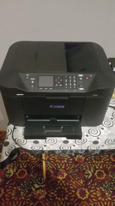 """diski bmw 32 stil в Азербайджан: Təcili Printer """"CANON MAXİFY 2140"""" satılır. Əla vəziyyətdədir"""