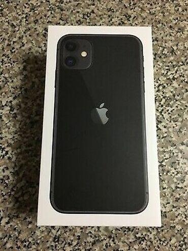 Б/У IPhone 11 64 ГБ Черный
