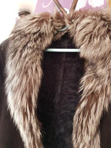 Zimska jakna koza kao kod mont jakne sa pravim krznom...jako dobro - Belgrade
