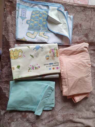 Детское постельное, одежда