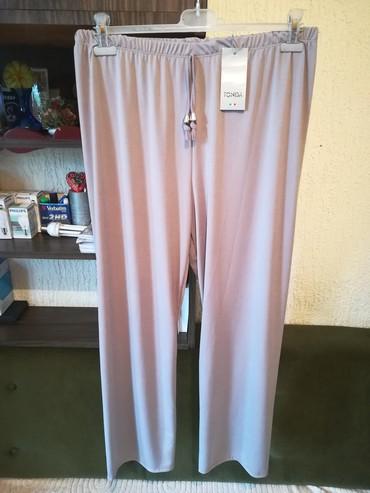Nove zenske pantalone za punije Tonda. Italijanske. Dobre zenske