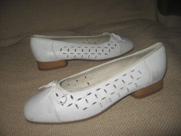 Jenny by ara kožne cipele/baletanke   Na cipelama je broj 6F, unutraš
