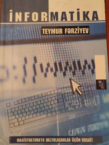 - Azərbaycan: İnformatika, islenmiyib