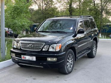 Lexus LX 4.7 л. 2001