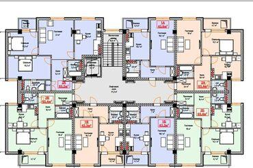 Продаю 2 комнатную квартиру 65 кв м Алматинская Медерова Улица чар 66