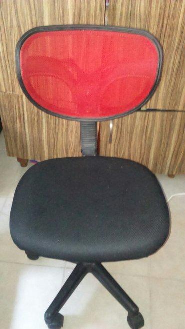 Kompjutera stolica-nekoriscena - Smederevo
