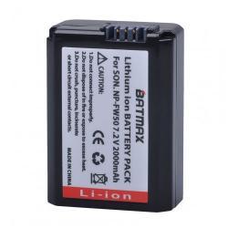 Batmax NP-FW50 batareya (Sony)Məhsul kodu: Kredit kart sahibləri 18