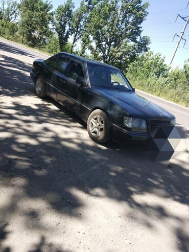 Mercedes-Benz в Балыкчы: Mercedes-Benz 220 1995 | 43865 км