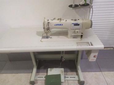 швейные машинки прямо строчки в Кыргызстан: Продается автомат прямо строчка JAKI