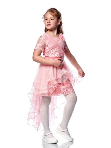 диски bmw 128 стиль r17 в Кыргызстан: Нарядное платье для девочки Артикул: ВалерияРазмеры: 116, 122, 128