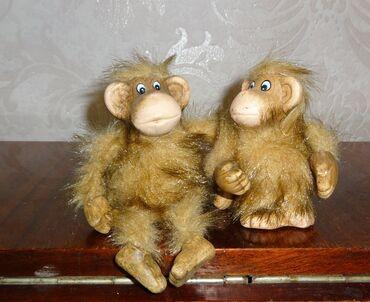 Пара обезьянок цена указана за пару
