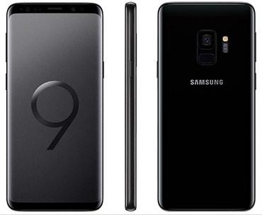 Samsung-galaxy-s9 - Азербайджан: Б/у Samsung Galaxy S9 64 ГБ Черный