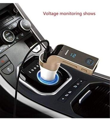 1000dinCARG7 – 3u1 FM Transmitter + Bluetooth + Punjač za