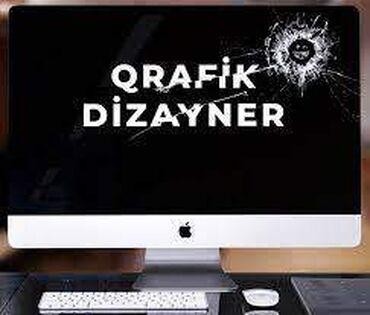 Qrafik dizayner tələb olunur.-Cinsi: Qadın-Yaş həddi 18-30-Təcrübə