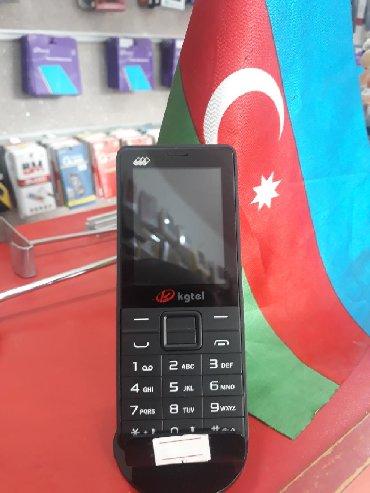 телефон флай кнопочный на 2 симки в Азербайджан: Kgtel yeni model 3 nomre teze