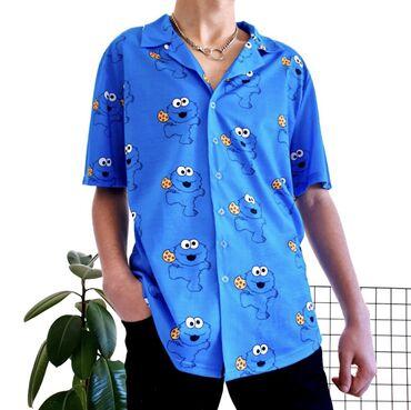 Cookie Monster unisex Рубашка