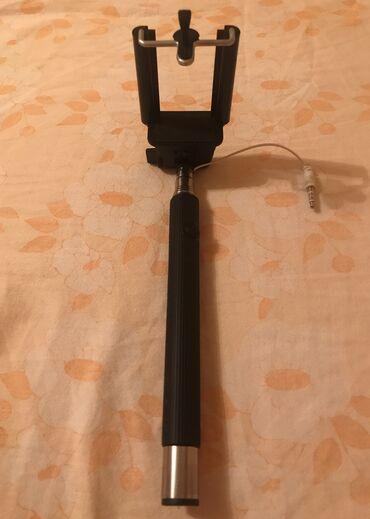 Telefoni mobilni - Srbija: Selfi stap,nov,radi odlicno.  Kupljen u gigatronu.  Duzina metar.  Moz