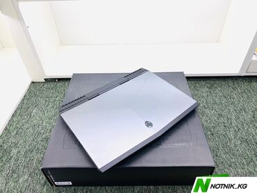 Игровой мощный ноутбук -a l i e n w a r e -модель-p69f -процессор-co
