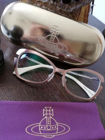 Na prodaju nov dioptrijski ram za naočare. VIVIENNE WESTWOOD!!!