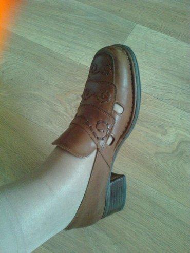 Туфли, качественная кожа, Испания, в Бишкек