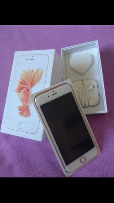 Продаю Iphone 6S 64Gb Rosegold в Бишкек