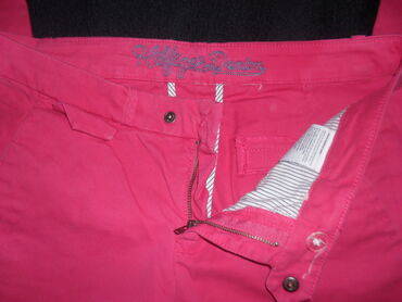 Pink pantalone - Srbija: TOMMY HILFINGER PANTALONE 29/34 SNIŽENEPrelepe original pink
