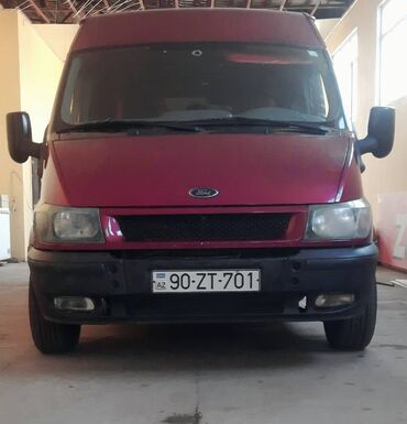 ford transit 5 1 satilir in Azərbaycan   FORD: Ford Transit 2002