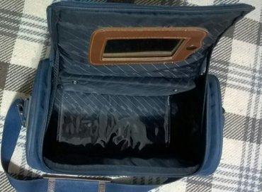 Prada torba je turskoj e - Srbija: Ženska teget torba/neseser. Može da se nosi kao putna torba/ručni