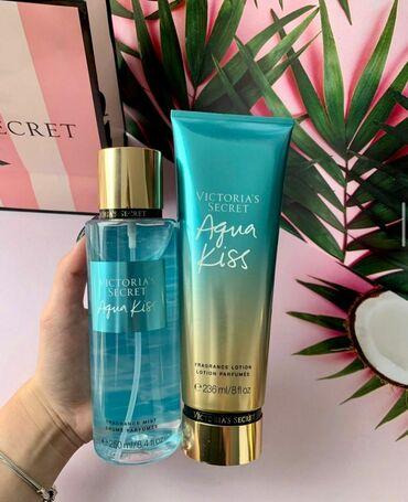 jubka velvet в Кыргызстан: Твои любимые фавориты от Victoria's Secret Aqua Kiss Love Spell