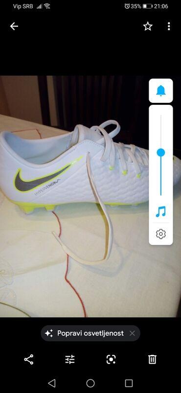 Kopacke nike - Srbija: Nove Nike kopacke, br 40.5, cena 4000 din