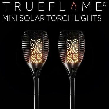 Angels never die - Srbija: NOVO!!! Prelepa mini solarna baklja, dužine 50 cm,koja proizvodi never