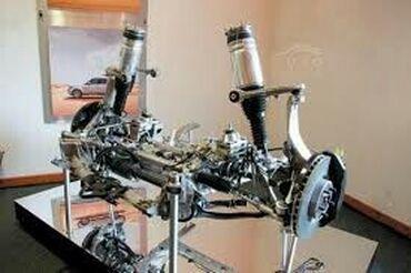 ремонт двигателей любой сложности в Кыргызстан: Рулевое управление
