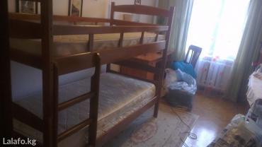 Мебель на заказ в Бишкек: Изготовление двухярусных. односпальных двухспальных кроватей из дерева