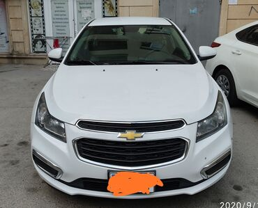 Chevrolet - Azərbaycan: Chevrolet Cruze 1.4 l. 2015 | 152762 km