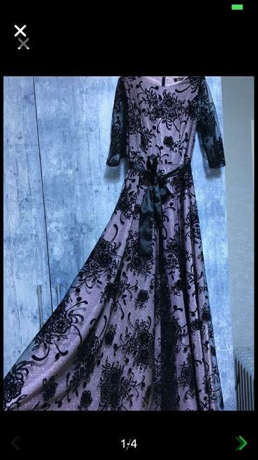 вечернее платье бирюзовый в Кыргызстан: Продаю срочно