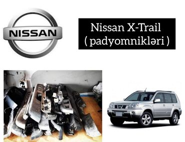 Nissan X-Trail - padyomnik----Kia Sorento ucun istediyiniz ehtiyyat