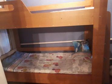 Кровать 2 ярусная в Кант