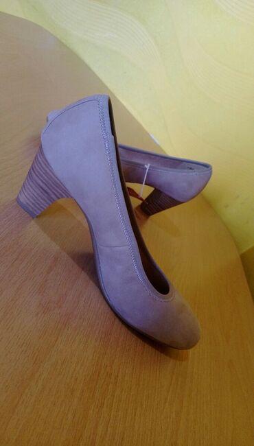 Туфли - Кыргызстан: Новые туфли Натуральная замша. оригинал, можно проверить по коду на