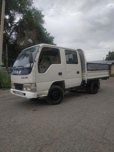покупка грузового автомобиля в Кыргызстан: Продается автомобильJAC 1020 KRЦвет: белыйКузов