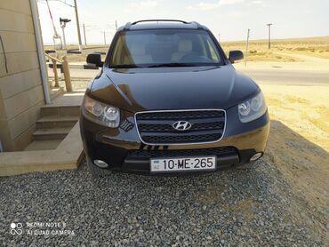 8 elan   NƏQLIYYAT: Hyundai Santa Fe 2.7 l. 2008   167030 km