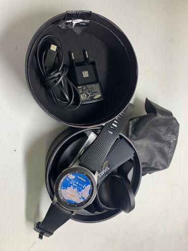 samsung gear s3 в Кыргызстан: Продаю Samsung Gear S3 classic. В отличном сост с полным комплектом
