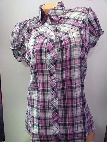 Košulje i bluze | Pozarevac: ŽENSKE PRELEPE KOŠULJICE Veličine XL, 2XL.SASTAV :85%pamuk,10%