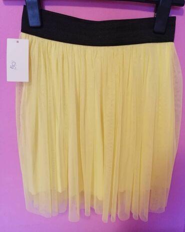 Suknja, nova. Ne korišćena. Cena 450 dinara. Odgovara S veličini