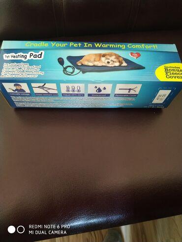 Электро коврик для Ваших питомцев с регулировкой температуры. В